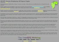 RPG Item: GRAPE: Generic Roleplaying All Purpose Engine
