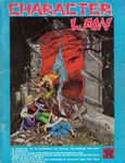 RPG Item: Character Law (1st Edition)