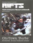 RPG Item: Adventure Sourcebook 2: Chi-Town 'Burbs: Firetown & the Tolkeen Crisis