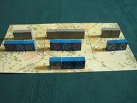 The battle board