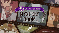 Video Game: Layton Brothers: Mystery Room