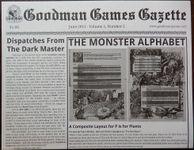 Issue: Goodman Games Gazette (Volume 1, Number 2 - Jun 2015)