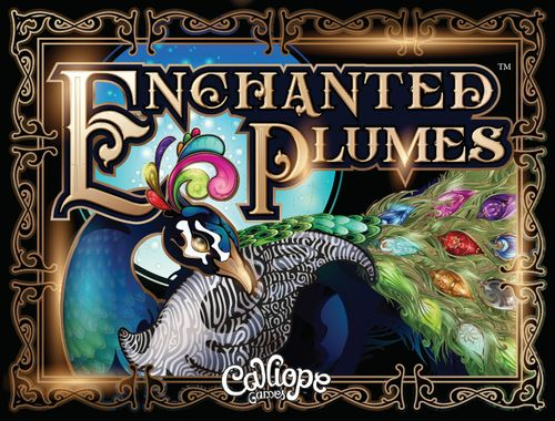Board Game: Enchanted Plumes