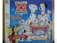 Board Game: 101 Dalmatians Game