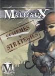 Board Game Accessory: Malifaux: Scheme & Strategy Deck
