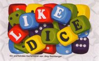 Board Game: Like Dice
