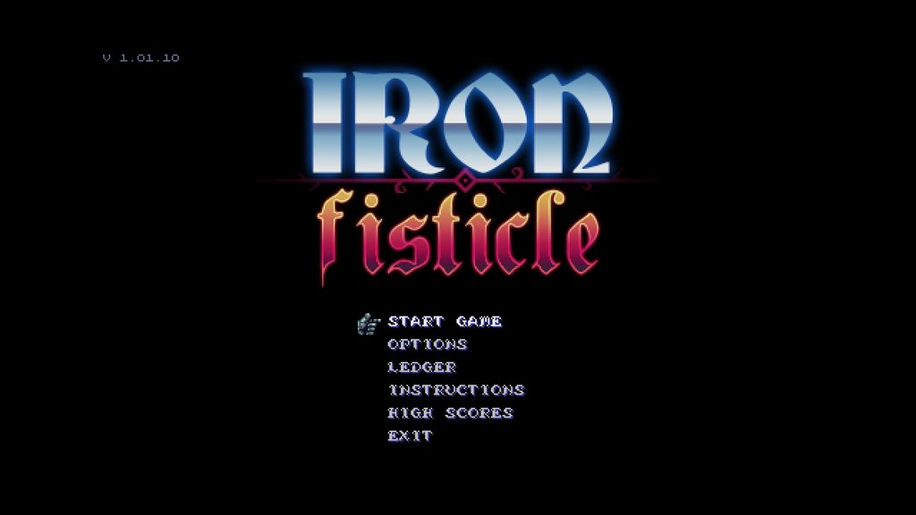 Video Game: Iron Fisticle