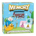 Board Game: Memory Challenge: Adventure Time Edition