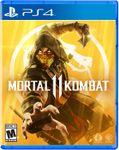 Video Game: Mortal Kombat 11