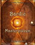 RPG Item: Bardic Masterpieces