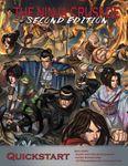 RPG Item: The Ninja Crusade Second Edition QuickStart