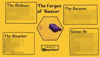 RPG Item: The Forges of Toaster