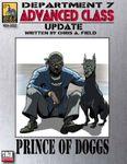 RPG Item: Prince of Doggs