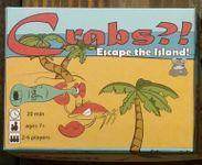 Board Game: Crabs?! Escape the Island!