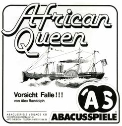 African Queen Cover Artwork