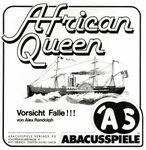 Board Game: African Queen