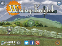 Video Game: Wind-Up Knight