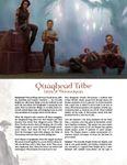 RPG Item: Adversaries of the Righteous: Quaghead Tribe, Saints of Thuvaraiyam