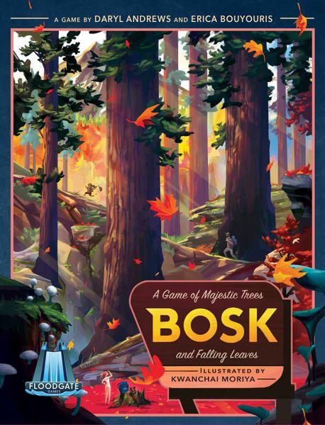 Bosk Box Cover