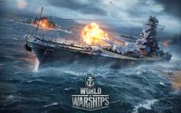Video Game: World of Warships