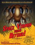 Board Game: Space Vermin From Beyond!