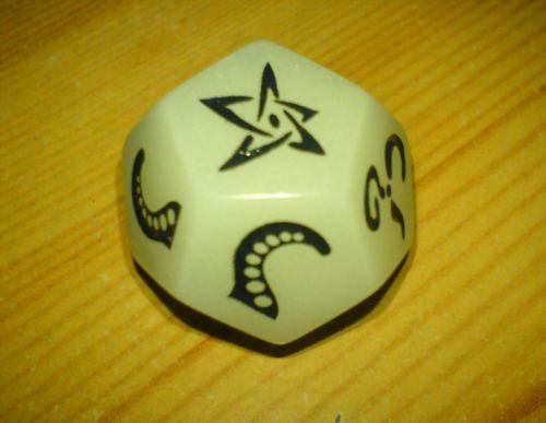 Board Game: Cthulhu Dice