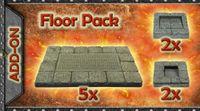 RPG Item: Game Tiles Dungeon Floor Pack B