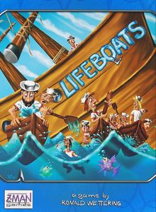 Lifeboats Cover Artwork