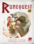 RPG Item: RuneQuest Quickstart Rules and Adventure