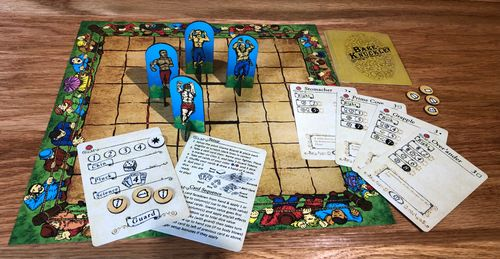 Board Game: Bare Knuckle!