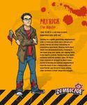 Board Game: Zombicide Survivor: Patrick