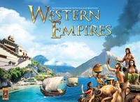 Board Game: Western Empires