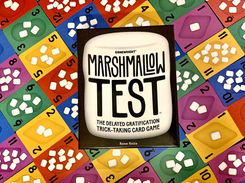Marshmallow Test