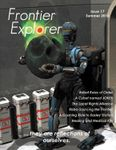 Issue: Frontier Explorer (Issue 17 - Summer 2016)