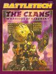 RPG Item: The Clans: Warriors of Kerensky