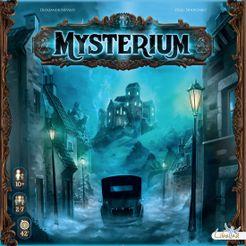 Mysterium Cover Artwork