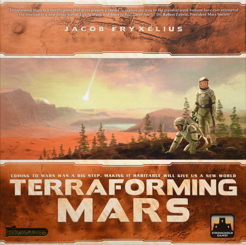 Terraforming Mars via App