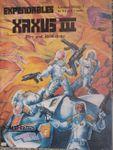 RPG Item: Xaxus III Fire and Brimstone