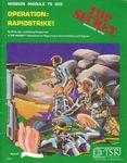RPG Item: TS 002: Operation: Rapidstrike