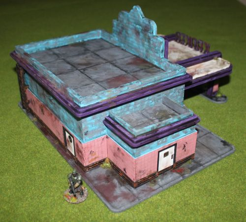 Board Game: This Is Not a Test: Post-Apocalyptic Skirmish Rules