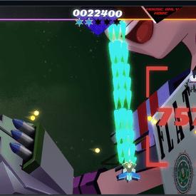 Deep Space Waifu Flat Justice