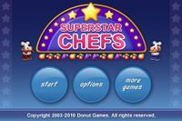 Video Game: Superstar Chefs