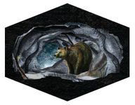 Board Game: Infiltrate: into the bear cave