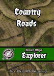 RPG Item: Heroic Maps Explorer: Country Roads