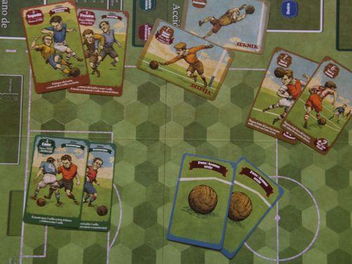 Board Game: Soccer City