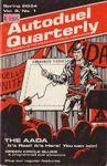 Issue: Autoduel Quarterly (Vol. 2, No. 1 - Spring 2034)