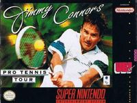 Video Game: Jimmy Connors Pro Tennis Tour