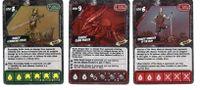 Board Game: Quarriors! Quaxos Promo Cards
