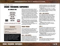 RPG Item: Inside Vossburg Supermax