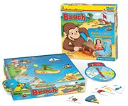 Board Game: Curious George: Discovery Beach Game